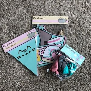 Pusheen party pack!